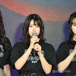 山本彩加、上西怜、梅山恋和 (C)モデルプレス