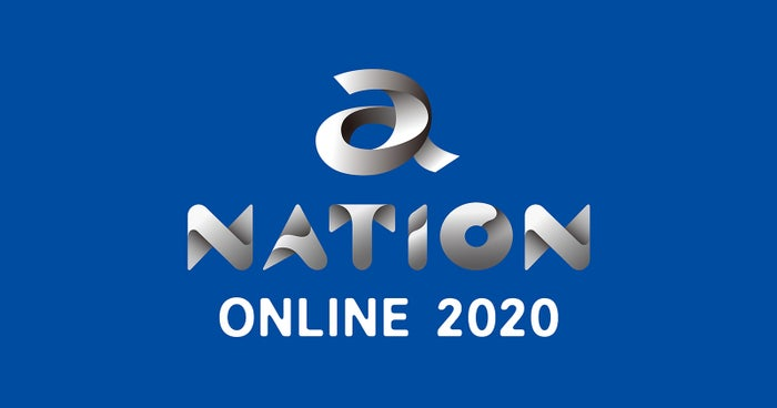 「a-nation online 2020」ロゴ(提供画像)