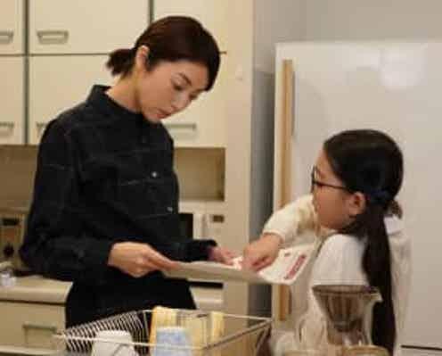 「二月の勝者」高岡早紀が負けず嫌いで成績優秀な娘を支える母親役で出演
