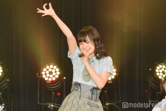 横山結衣/AKB48チーム8「TOKYO IDOL FESTIVAL 2018」 (C)モデルプレス
