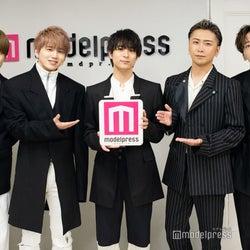 Da-iCE/(左から)岩岡徹、花村想太、和田颯、大野雄大、工藤大輝(C)モデルプレス