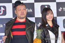 くっきー、黒木麗奈(C)モデルプレス