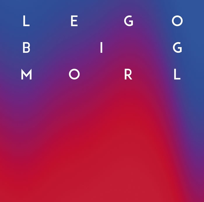 LEGO BIG MORL 5th New Album『心臓の居場所』(2017年3月29日発売)