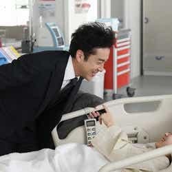 ムロツヨシ/「病室で念仏を唱えないでください」第5話より(C)TBS
