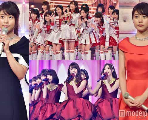 嵐、AKB48、乃木坂46…有村架純&相葉雅紀進行で「紅白」リハーサル<3日目まとめ/写真特集>