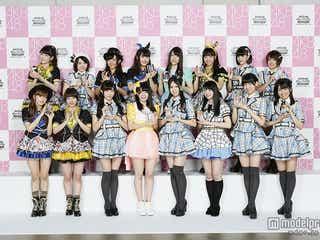 <速報>第7回AKB48選抜総選挙49~64位「フューチャーガールズ」発表