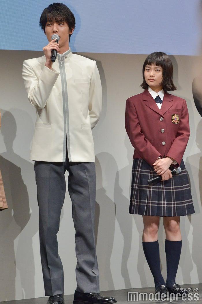 中川大志、杉咲花 (C)モデルプレス