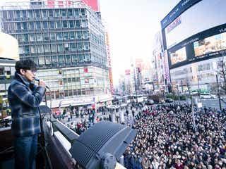 木村拓哉、新宿にサプライズ降臨 2000人が大騒ぎに
