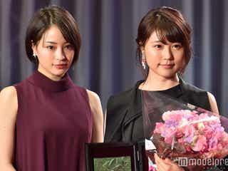 広瀬すず、有村架純を祝福「先輩の女優さんとして…」