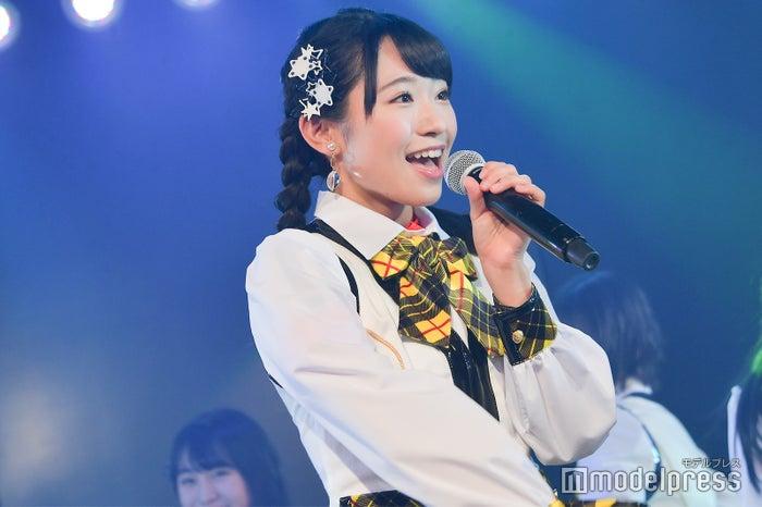 山内瑞葵/AKB48村山チーム4「手をつなぎながら」公演(C)モデルプレス