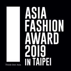 「ASIA FASHION AWARD 2019 in TAIPEI」ロゴ(提供写真)