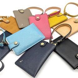 クレカ数枚と現金が収まる、キャッシュレス生活に最適な手のひらサイズの財布が登場!本格レザーで高級感も