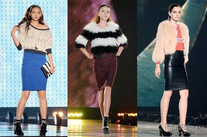 <今季注目のトレンドスタイル>ペンシルスカート/絶妙な丈感とタイトなシルエットで女性らしさを演出