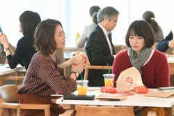 瀬戸朝香、吉岡里帆/「きみが心に棲みついた」第3話より(C)TBS