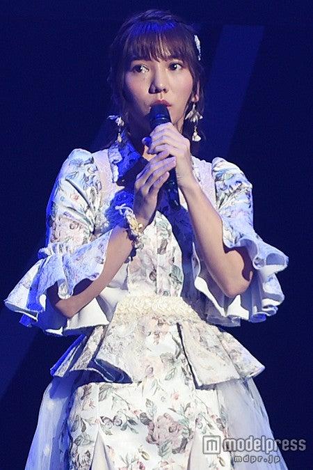 AKB48からの卒業を発表した高城亜樹【モデルプレス】