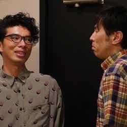 片桐仁、袴田吉彦/「あなたの番です」第15話より(C)日本テレビ