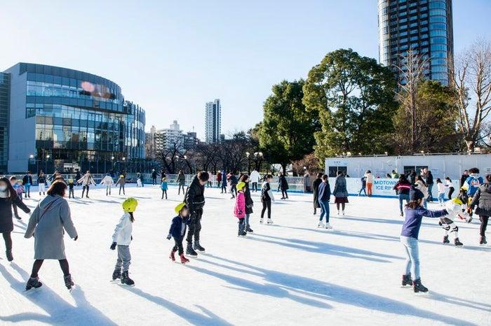 MIDTOWN ICE RINK/画像提供:東京ミッドタウンマネジメント
