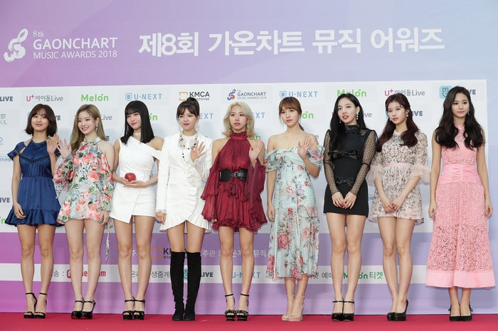 TWICE/photo:gettyimages