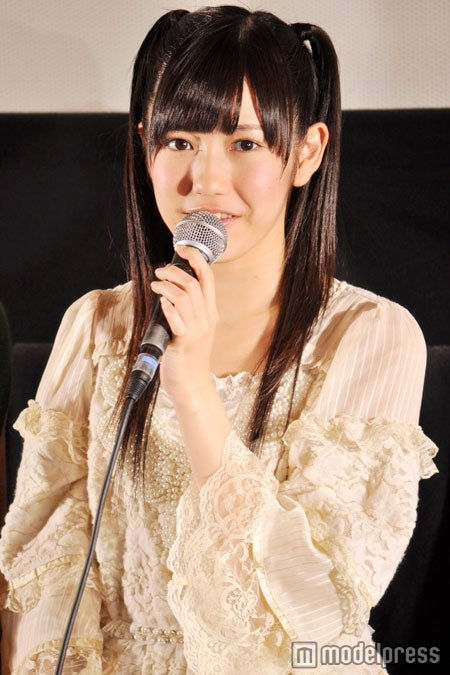 「AKB0048」の声優に選ばれた渡辺麻友
