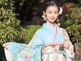 国民的美少女・井本彩花、米倉涼子からの言葉に「グッと来ました」 2018年の目標語る