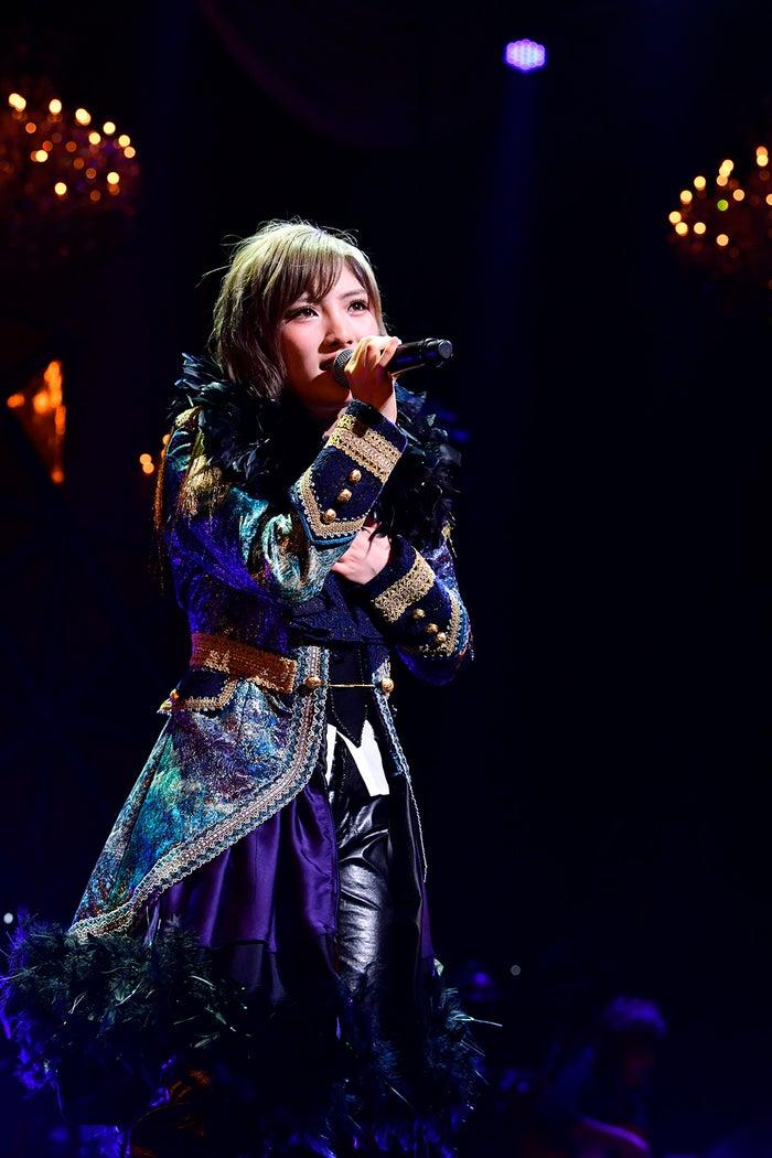 岡田奈々「第8回 AKB48紅白対抗歌合戦」(C)AKS
