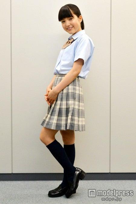 ドラマ「ぴんとこな」に出演する川島海荷(9nine)