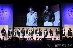 「女子高生ミスコン2015‐2016」全国ファイナル審査(C)モデルプレス