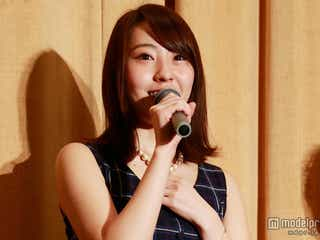 NMB48藤江れいな、大女優との共演を振り返る