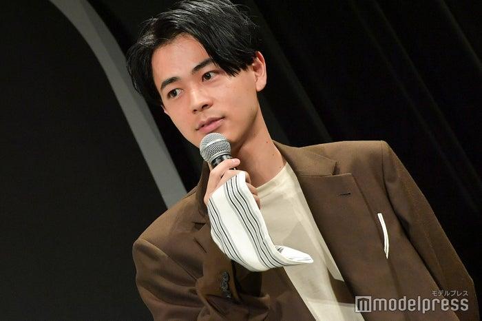 「ただの欅坂46のファン」の成田凌(C)モデルプレス