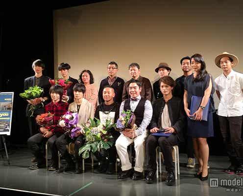 藤田富、大役挑戦で「本当に緊張しました」