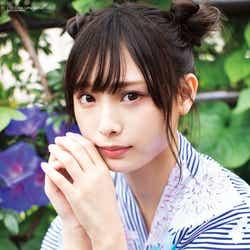 モデルプレス - NMB48梅山恋和、可愛さ全開の浴衣デート