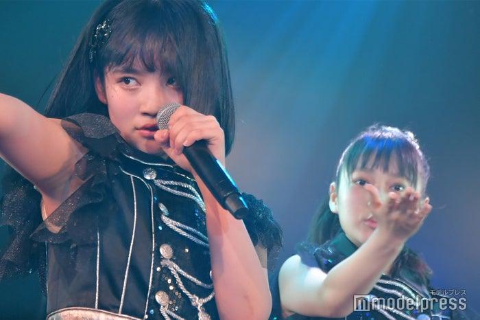 「RIVER」矢作萌夏/AKB48柏木由紀「アイドル修業中」公演(C)モデルプレス