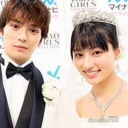 モデルプレス - 新田真剣佑、男性初の抜擢に「できることはやりたい」 吉川愛も結婚観を語る<インタビュー>