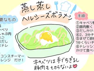 忙しいママの自分用手抜きご飯レシピ! 家族用ご飯と自分用との線引きはこんな感じ【ひなひよ育て ~愛しの二重あご~】