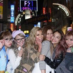 渋谷にゆるキャラが誕生?人気ギャルモデルが新プロジェクトを発表