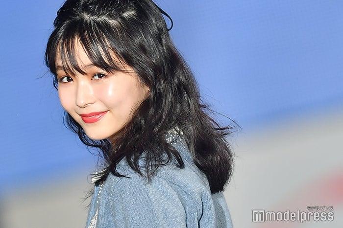 「KANSAI COLLECTION 2018 AUTUMN & WINTER」に出演した久間田琳加(C)モデルプレス