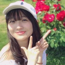 筑紫女学園大学・篠崎杏樹 (提供写真)