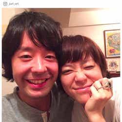 モデルプレス - 上野樹里、夫・和田唱との密着ショットで幸せオーラ「ほっこり」「お似合いすぎ」羨望の声続々