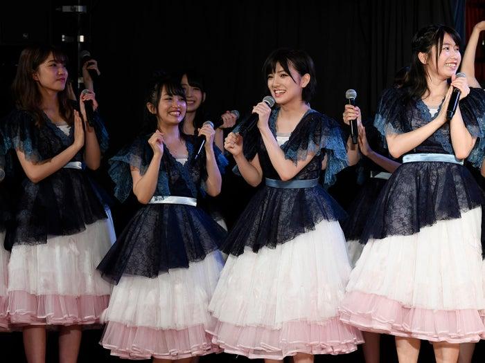 AKB48劇場の様子(C)AKS