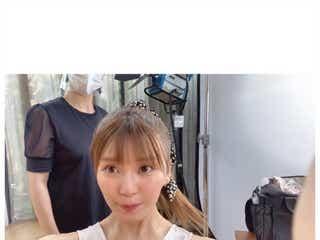 """AAA宇野実彩子のトレードマーク""""ハイポニーテール""""の作り方 ヘアメイクが動画でポイント解説"""