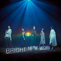 Little Glee Monster「BRIGHT NEW WORLD」初回限定盤Aジャケット(提供写真)
