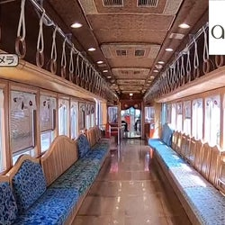 いちご、うめぼし…?バリエーションが豊か過ぎるローカル電車【和歌山・貴志川線編】