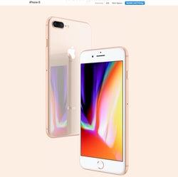 「iPhone 8」/Appleオフィシャルサイトより