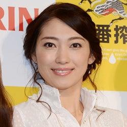 飯田圭織、第3子出産 切迫早産で入院もしていた