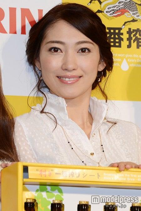 第3子を出産した飯田圭織 (C)モデルプレス