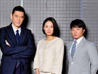 杉本哲太、吉田羊、濱田岳『HERO』3検事スペシャル対談