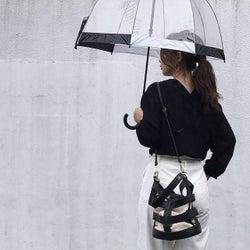 雨の日だっておしゃれしたい!雨の降り方や雨量をみてコーデも変えて。気分の上がるコーデづくりで憂鬱からもさよならを。