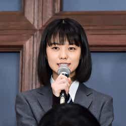 志田彩良(C)TBS