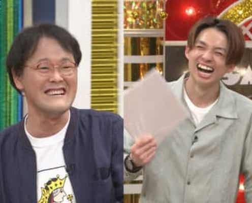 『痛快!明石家電視台』お笑い界のトップ明石家さんまと芸人をマッチング!