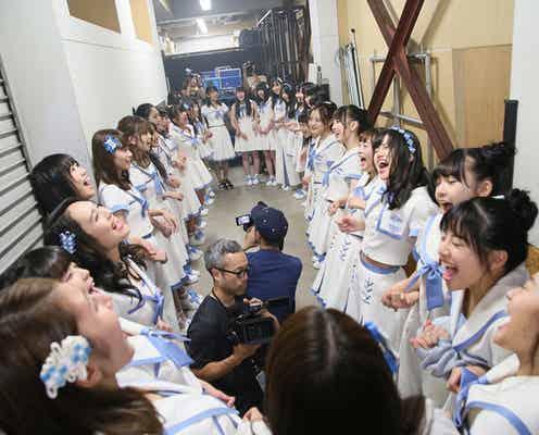 """SKE48に完全密着 AKB48世界選抜総選挙・コンサート…想像を絶する""""裏側""""とは"""